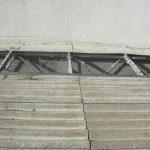 קיבוץ עמיר פירוק גג אסבסט במפעל