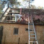 עבודות אסבסט: החלפת גג אסבסט