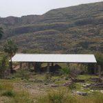 עבודות אסבסט: אתר עתיקות טבריה אחרי הרכבת איסכורית
